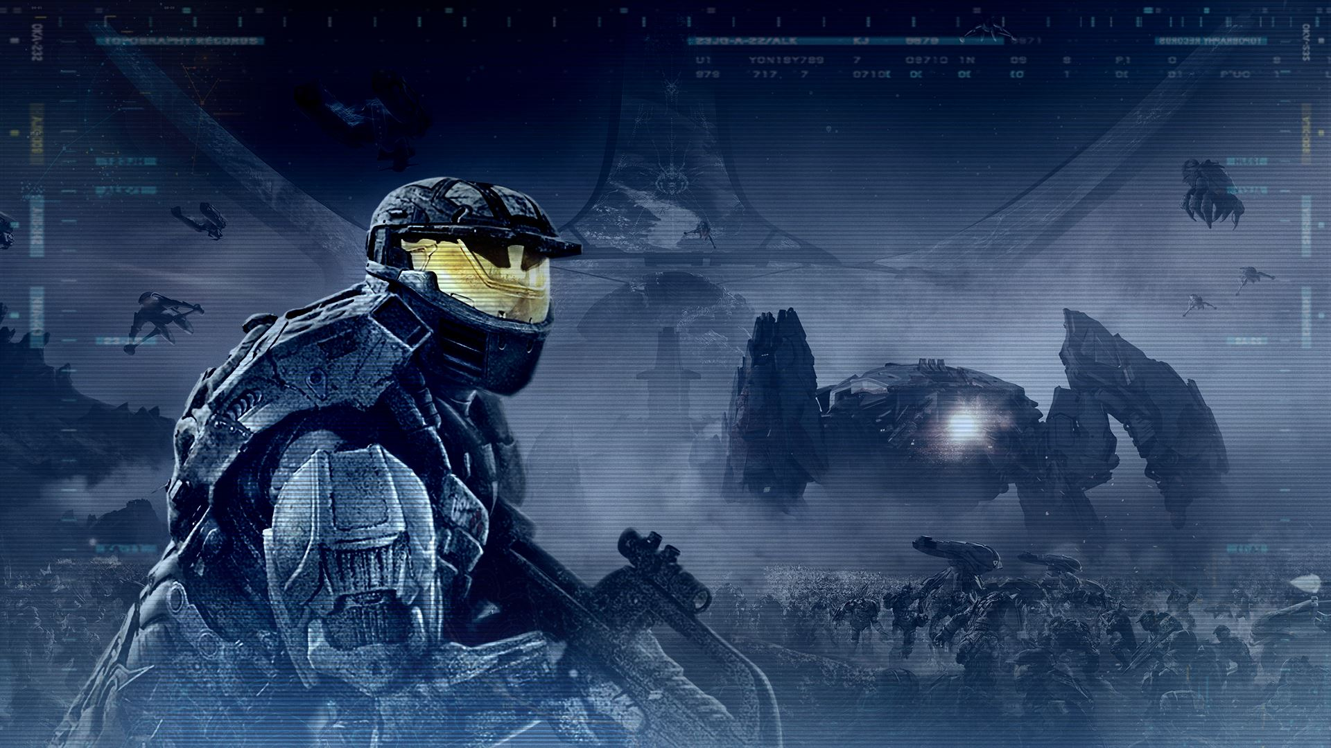 Halo Wars 2 Wallpaper