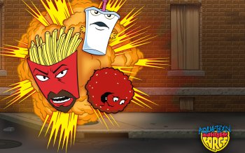Caricatura - Aqua Teen Hunger Force Wallpapers and Backgrounds ID : 7216
