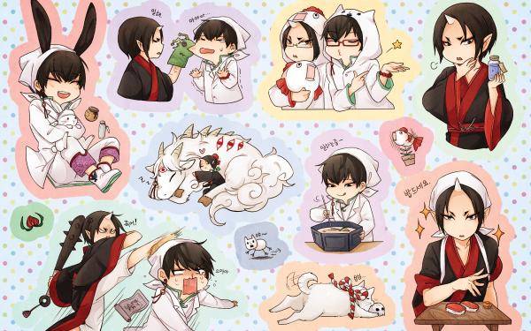 Anime Hoozuki no Reitetsu HD Wallpaper | Background Image