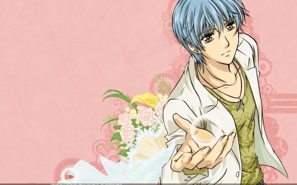 Anime La Corda d'Oro Len Tsukimori HD Wallpaper   Background Image