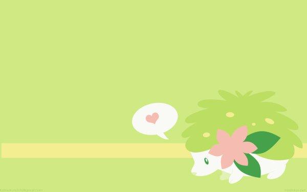 Anime Pokémon Shaymin HD Wallpaper   Background Image