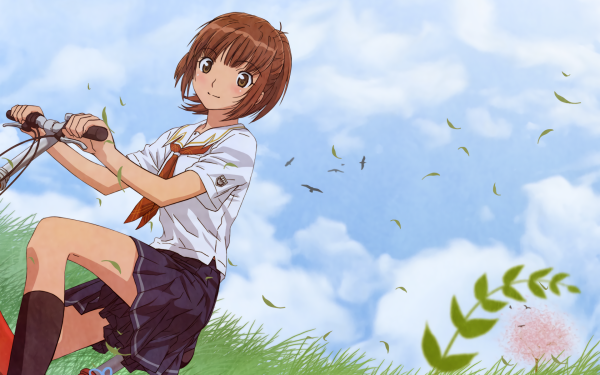 Anime Kimikiss Pure Rouge HD Wallpaper   Background Image