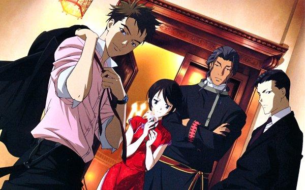 Anime Senkou No Night Raid HD Wallpaper | Background Image