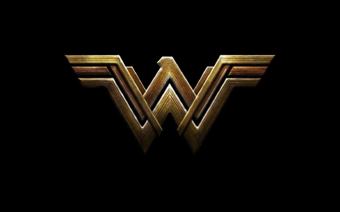 wonder woman gal gadot movie logo wallpaper and background