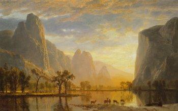 1 Albert Bierstadt Hd Wallpapers Background Images