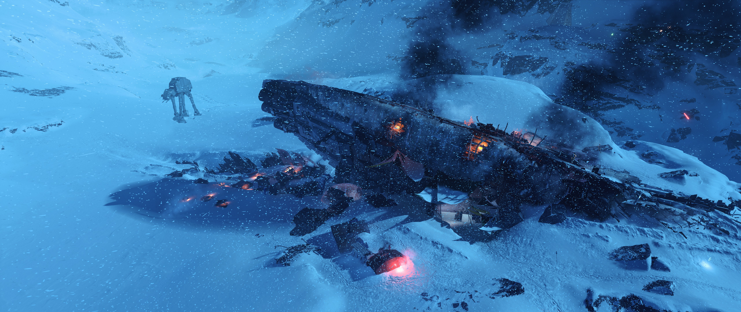 Star Wars Battlefront 2015 Hd Wallpaper Background Image 2560x1080 Id 725385 Wallpaper Abyss