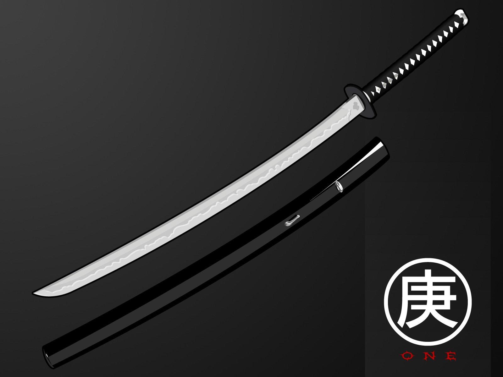 Man Made - Sword  Wallpaper