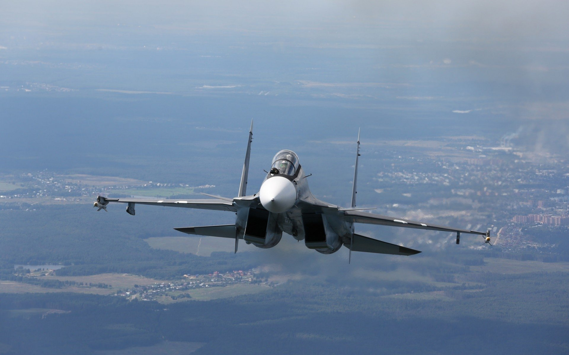 Military - Sukhoi Su-30  Warplane Wallpaper