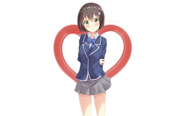Anime This Art Club Has a Problem! Mizuki Usami Kono Bijutsubu ni wa Mondai ga Aru! HD Wallpaper | Background Image