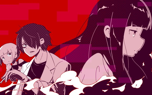 Anime The Perfect Insider Shiki Magata Souhei Saikawa Moe Nishinosono HD Wallpaper   Background Image