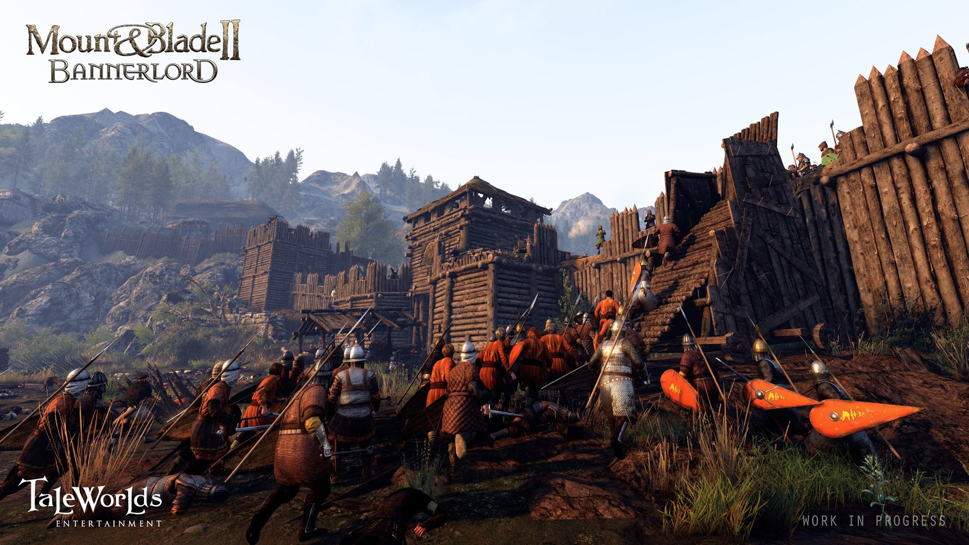 Mount Amp Blade Ii Bannerlord Hd Wallpaper Background