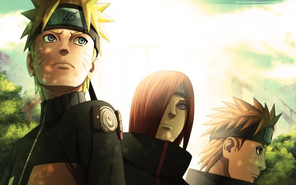 Anime Naruto Naruto Uzumaki Pain Nagato Akatsuki HD Wallpaper | Background Image