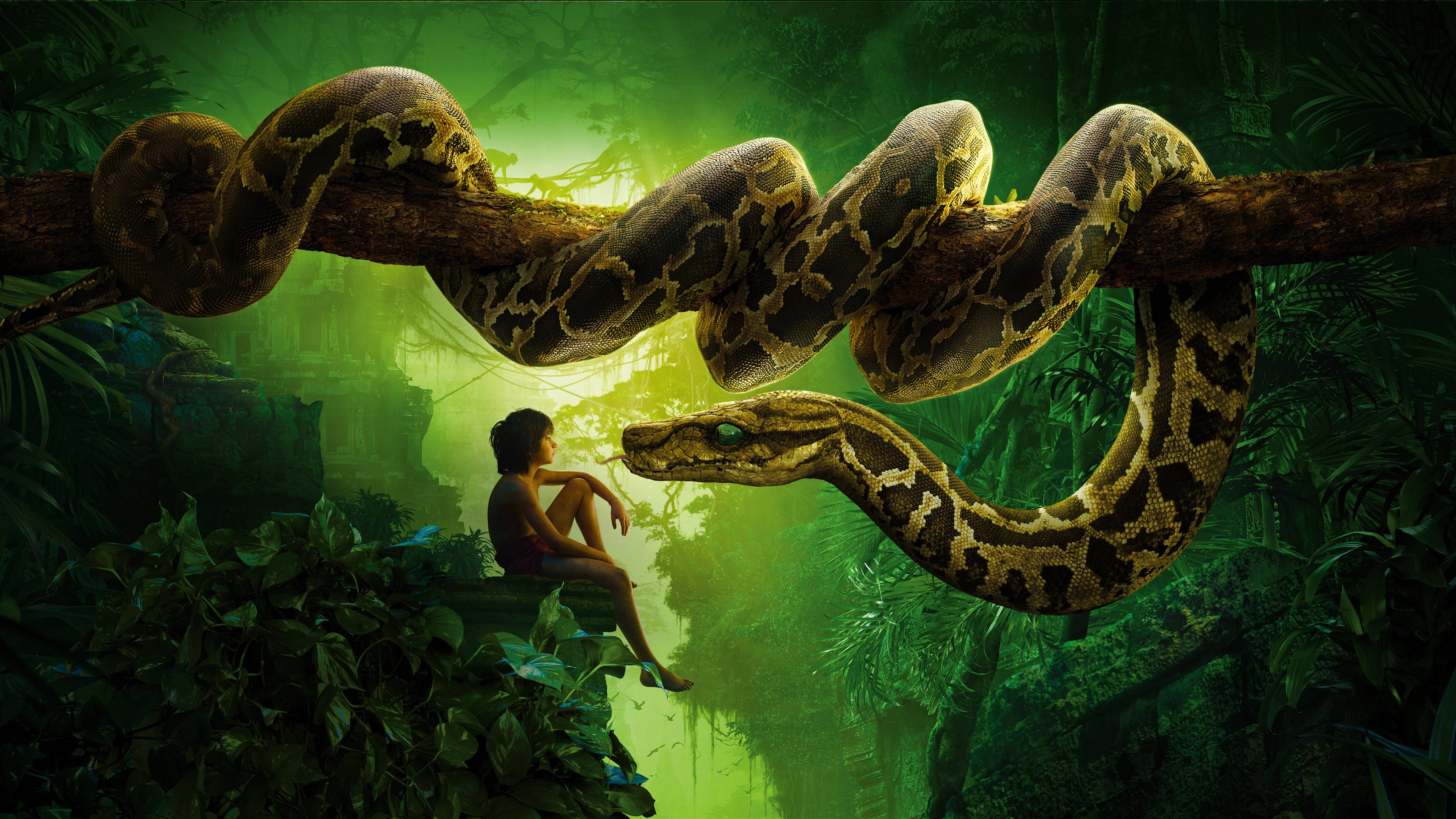 55 the jungle book hd wallpapers | background images - wallpaper abyss