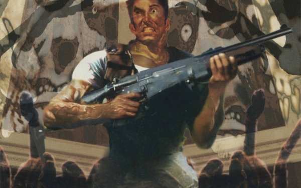 Comics Resident Evil Chris Redfield HD Wallpaper | Background Image