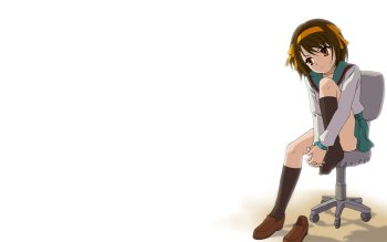 Anime - The Melancholy Of Haruhi Suzumiya Wallpapers and Backgrounds ID : 73204