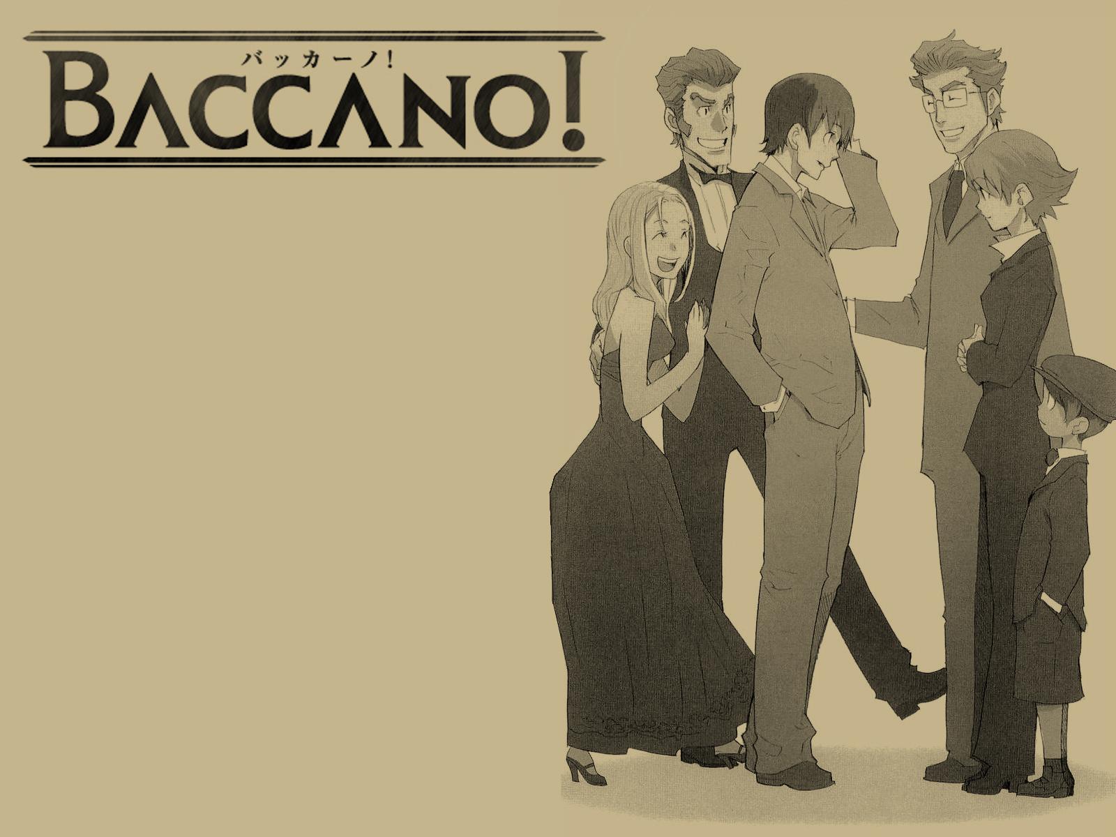 Baccano Wallpaper
