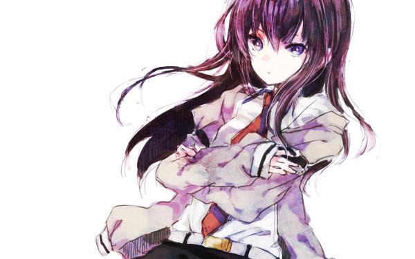 Anime Steins;Gate Kurisu Makise HD Wallpaper   Background Image