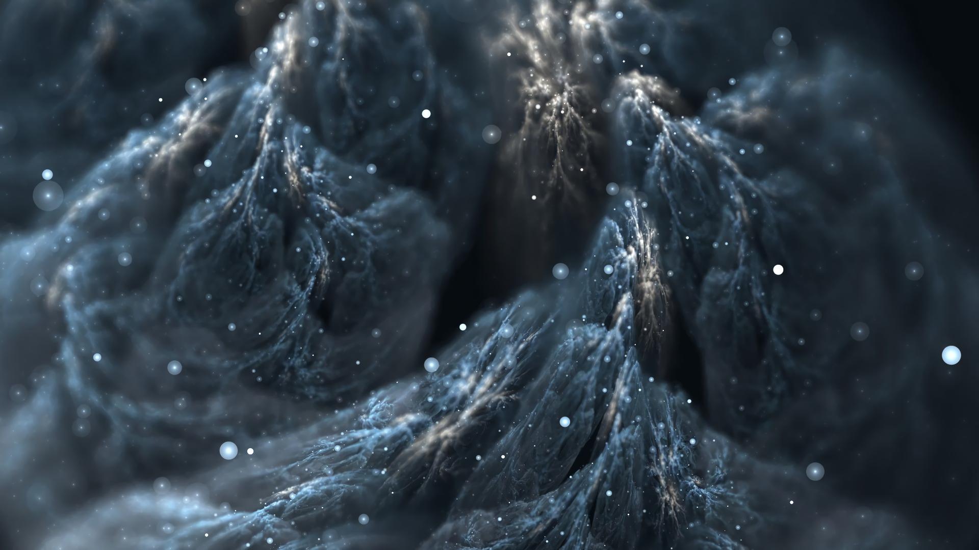 Crystal Wallpaper For Walls: Sparkling Crystal Close-up HD Wallpaper