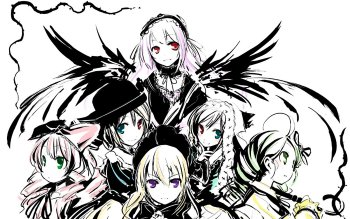 Anime - Rozen Maiden Wallpapers and Backgrounds ID : 73426