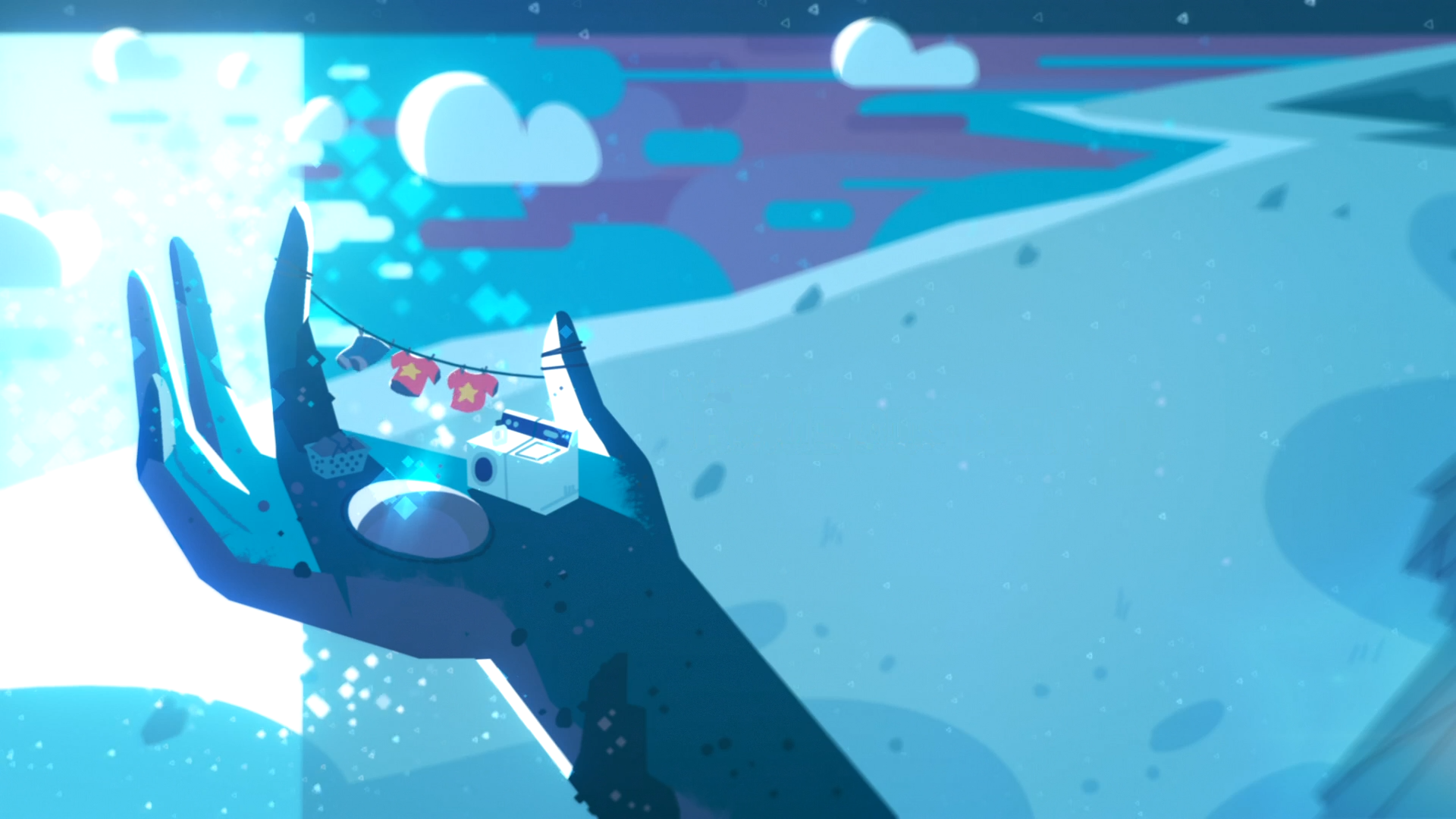 Steven Universe Ending Background Fondo De Pantalla Hd