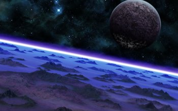 Science-Fiction - Planeten Wallpapers and Backgrounds ID : 73626