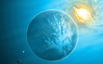 Fantascienza - Planet Wallpapers and Backgrounds ID : 73648