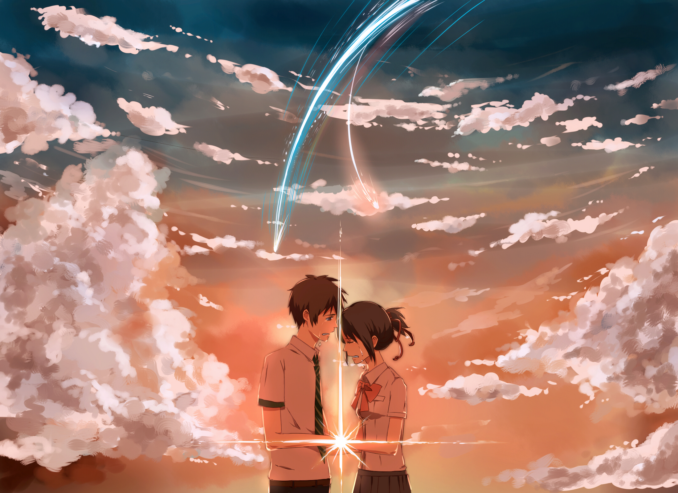 S Name Wallpaper Hd Download: 670 Kimi No Na Wa. HD Wallpapers
