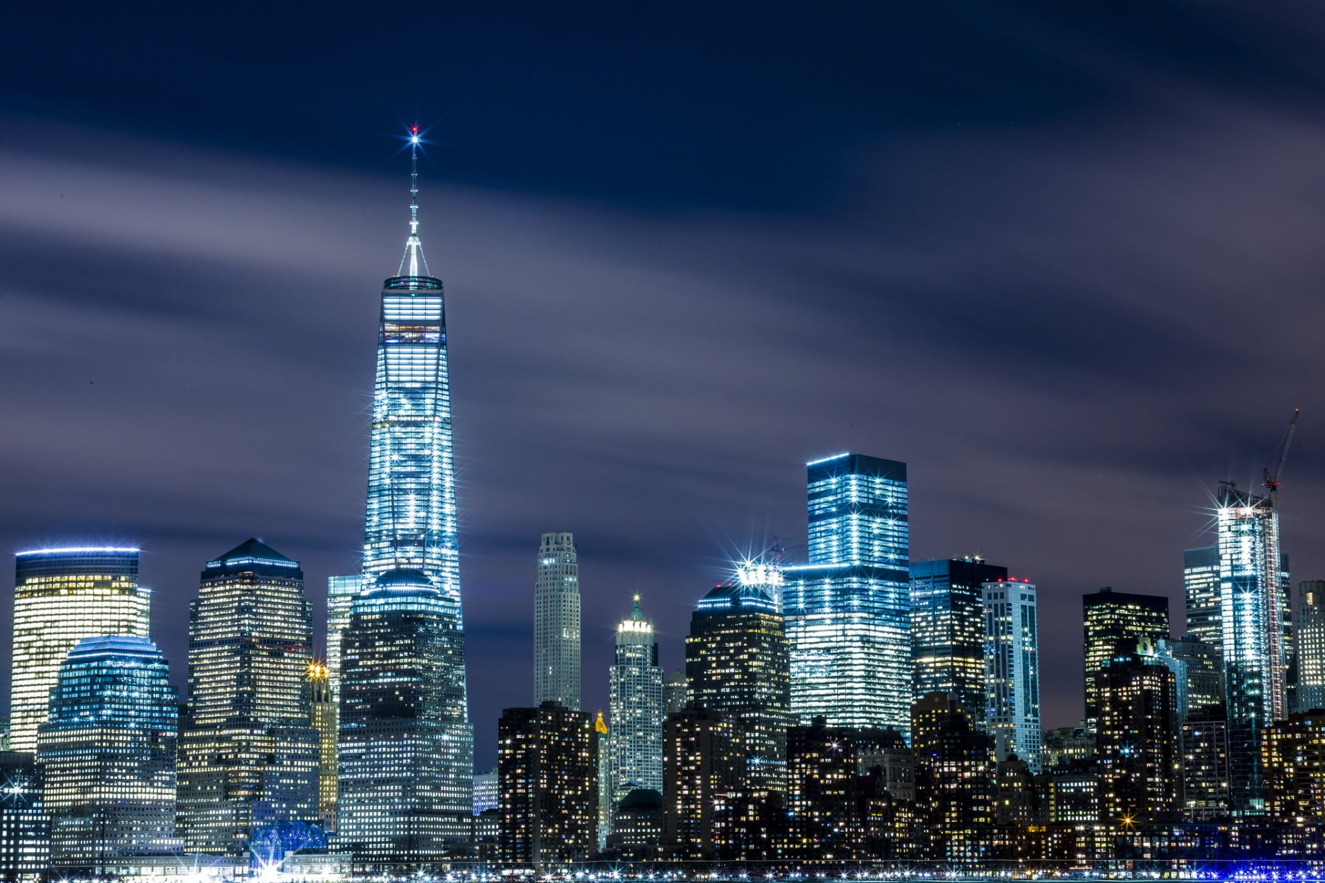 1 One World Trade Center Hd Wallpapers Background Images