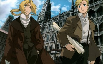 Аниме - Fullmetal Alchemist Wallpapers and Backgrounds ID : 73738