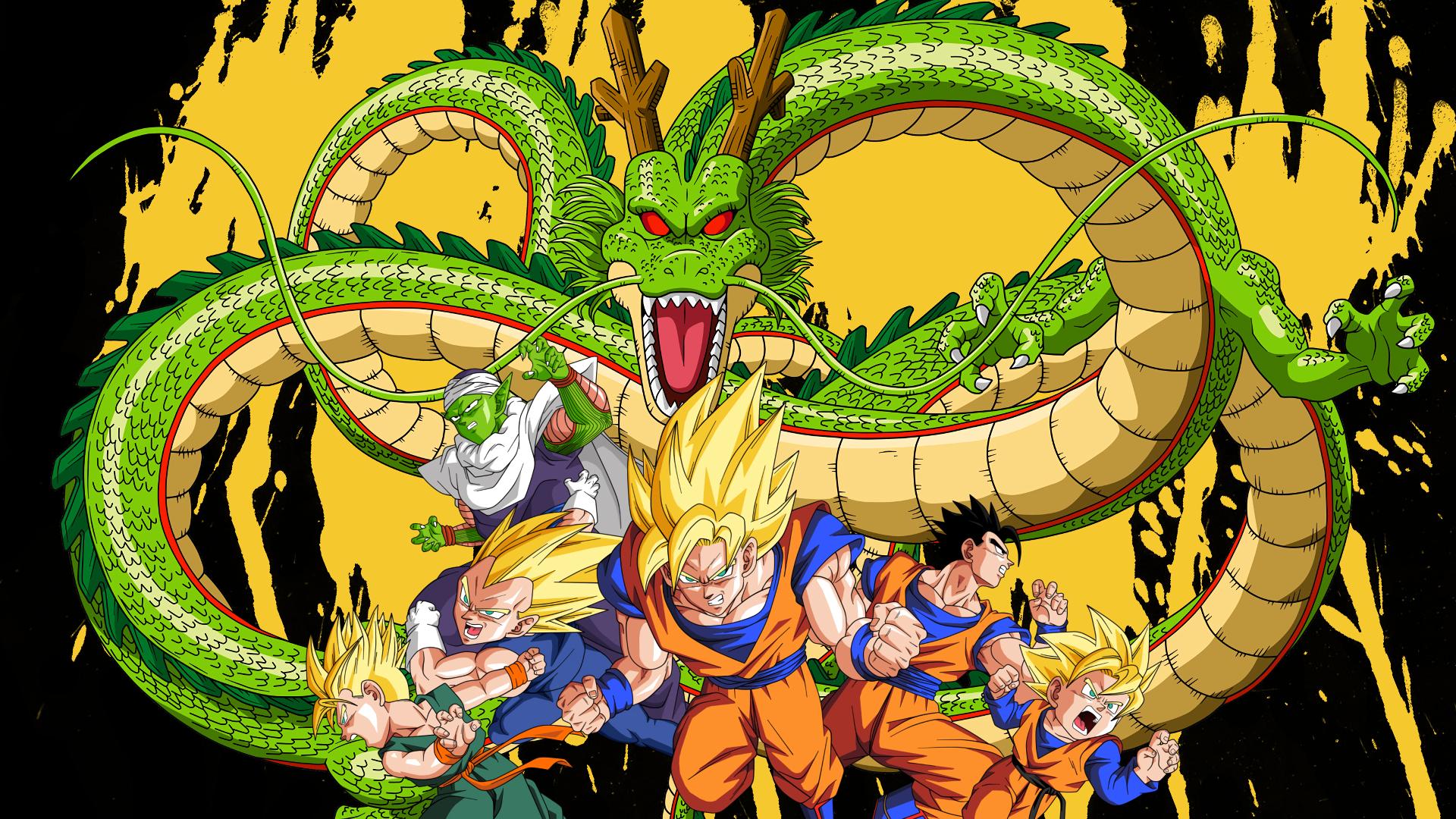 Dragon Ball Z Fond d'écran HD | Arrière-Plan | 1920x1080 | ID:739914 - Wallpaper Abyss