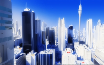 Video Game - Mirror's Edge Wallpapers and Backgrounds ID : 73956