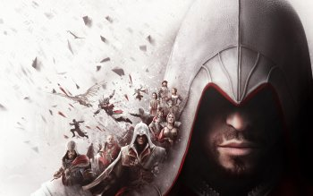 46 Ezio Assassin S Creed Hd Wallpapers Background Images