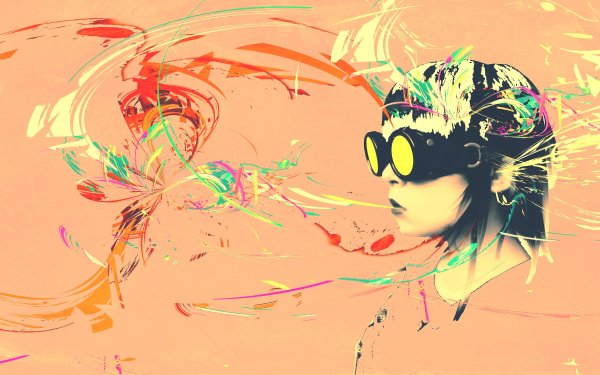 Abstract Cool Steampunk HD Wallpaper | Background Image