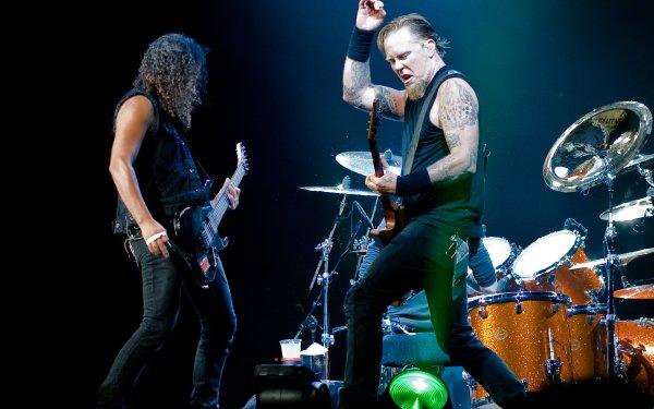 Music Metallica Band (Music) United States Rock HD Wallpaper   Background Image