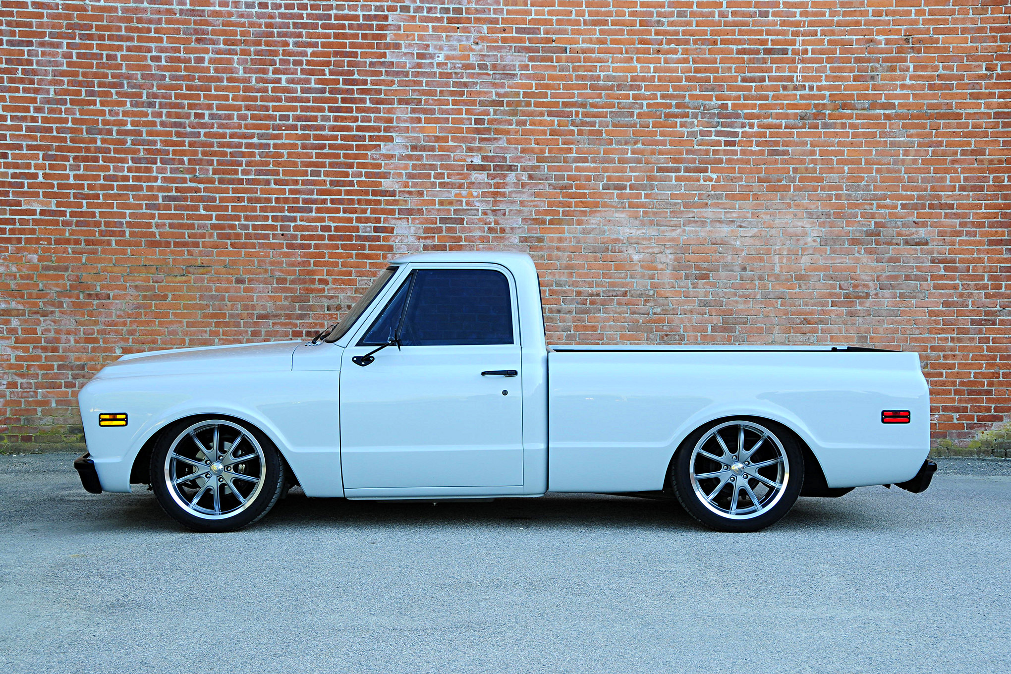 1972 Chevrolet C10 Full Hd Wallpaper And Background Image