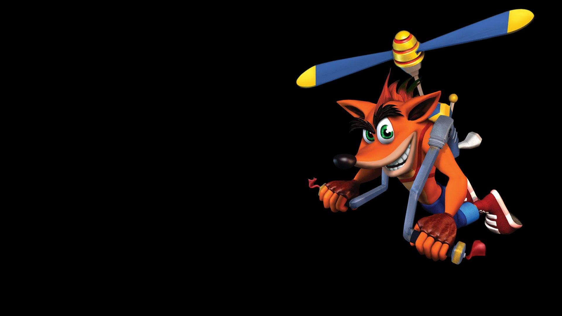 Crash Bandicoot HD Wallpaper | Background Image ...