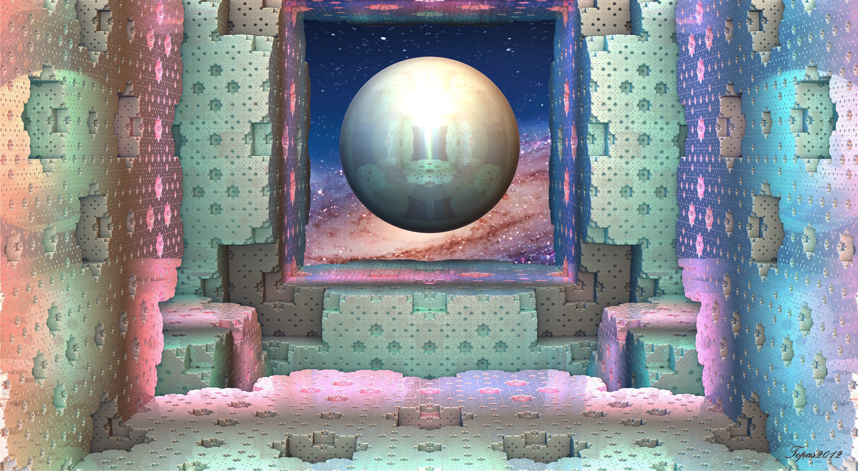 错觉手机壁纸_视觉错觉 高清壁纸 | 桌面背景 | 2480x1362 | ID:741614 - Wallpaper Abyss