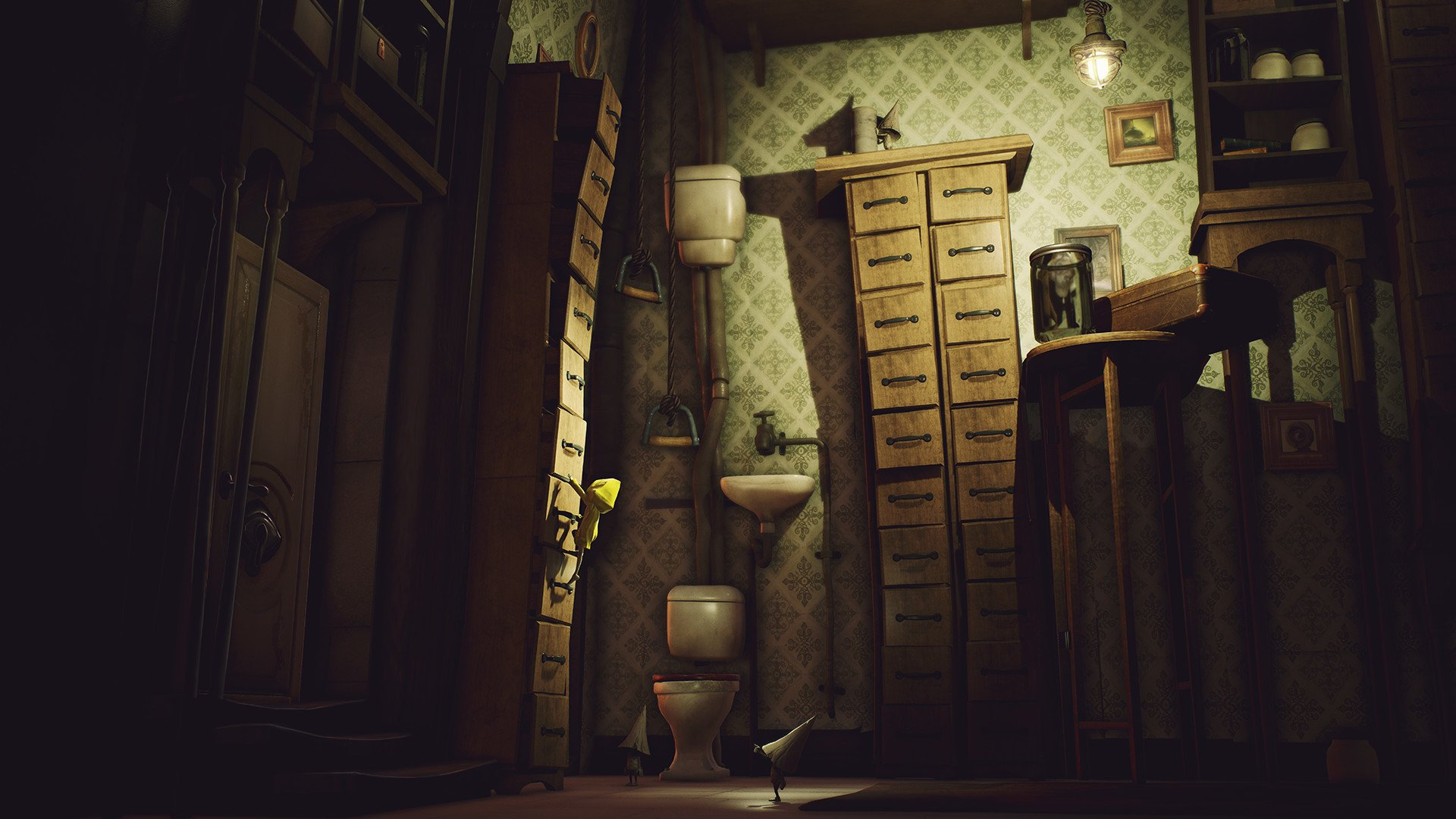 6 Six Little Nightmares Hd Wallpapers Background Images