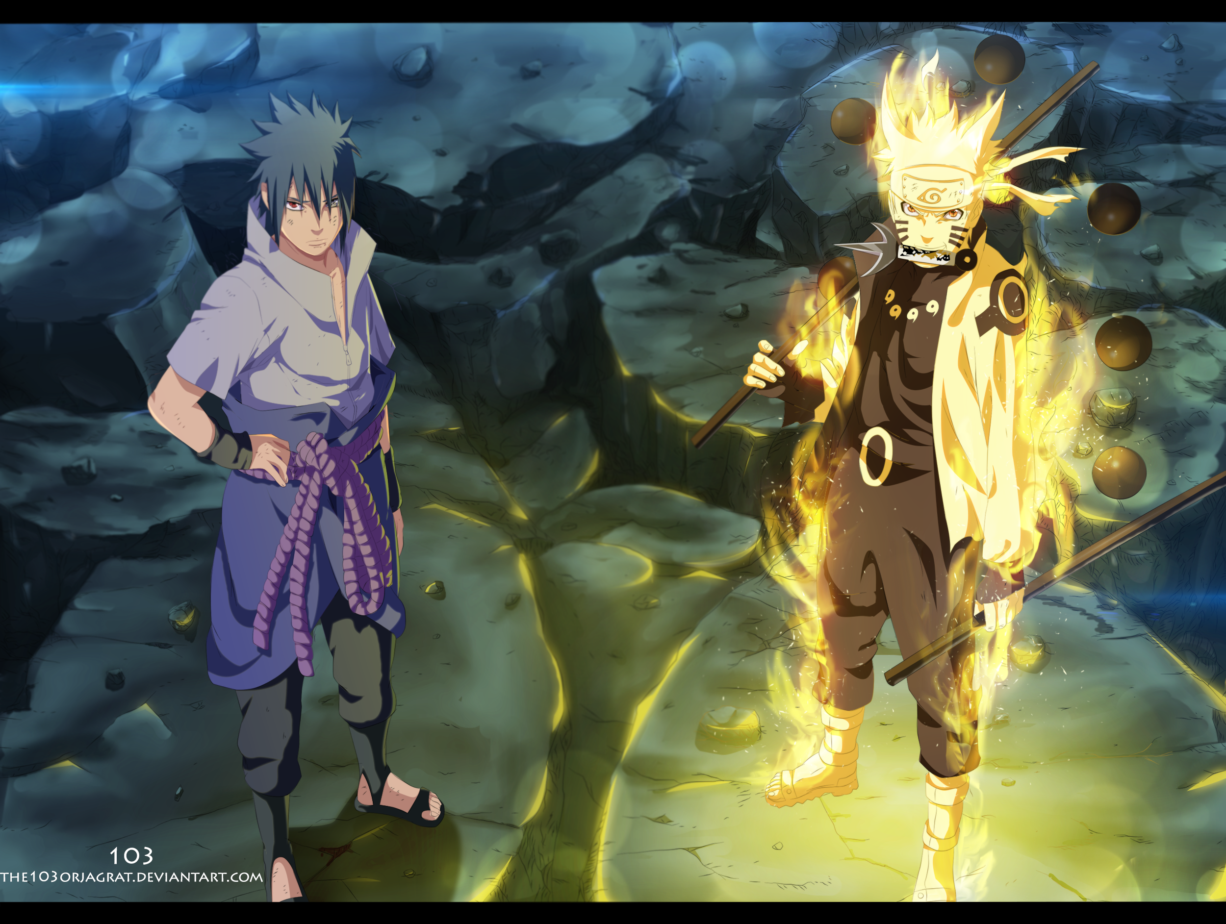Naruto HD Wallpaper Background Image 2500x1885