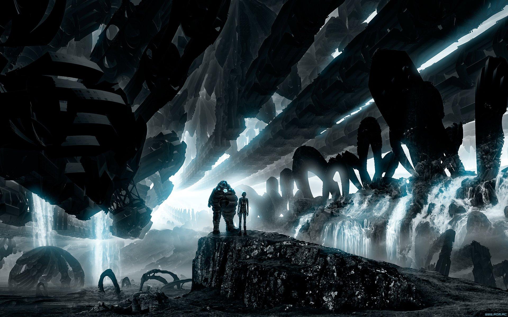 Comics - Romantically Apocalyptic  Wallpaper