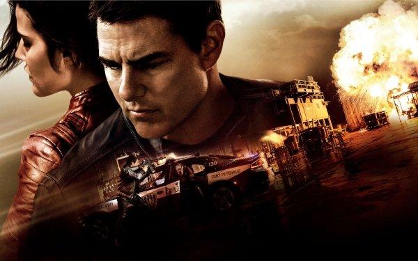 Movie Jack Reacher: Never Go Back Tom Cruise Cobie Smulders Jack Reacher HD Wallpaper | Background Image