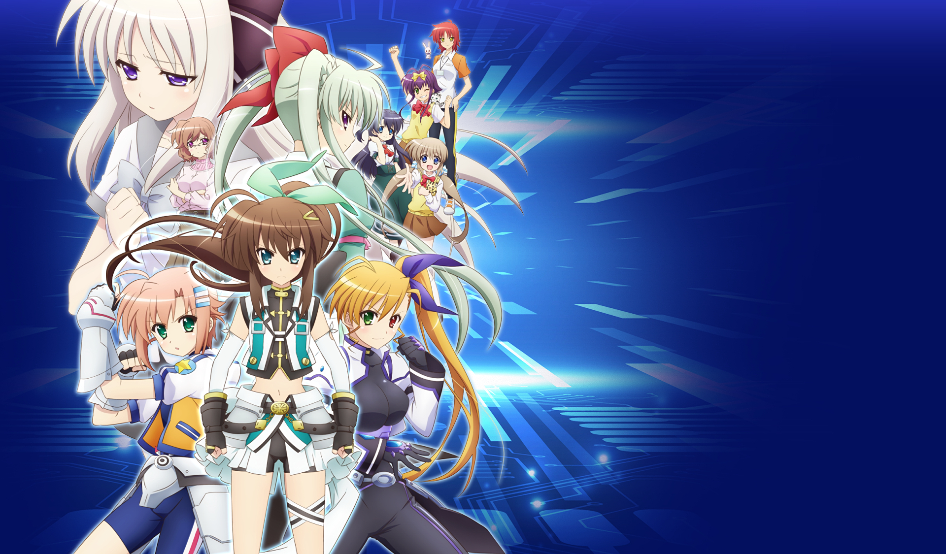 ViVid Strike Full HD Wallpaper and Background