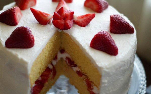 Food Cake Drink HD Wallpaper | Background Image