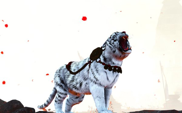 Video Game Far Cry 4 Far Cry White Tiger HD Wallpaper   Background Image