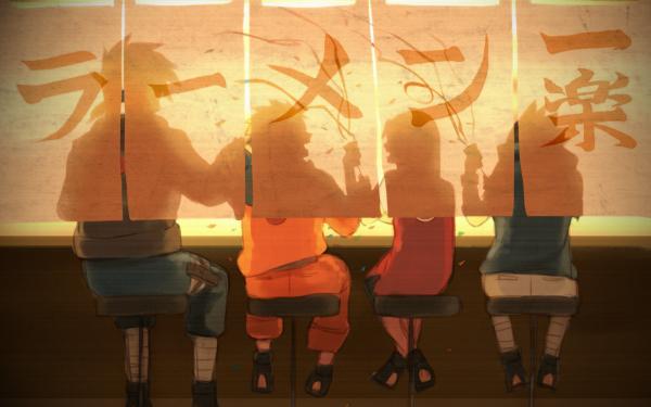 Anime Naruto Naruto Uzumaki Sasuke Uchiha Sakura Haruno Kakashi Hatake HD Wallpaper | Background Image