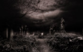 38 Graveyard HD Wallpapers
