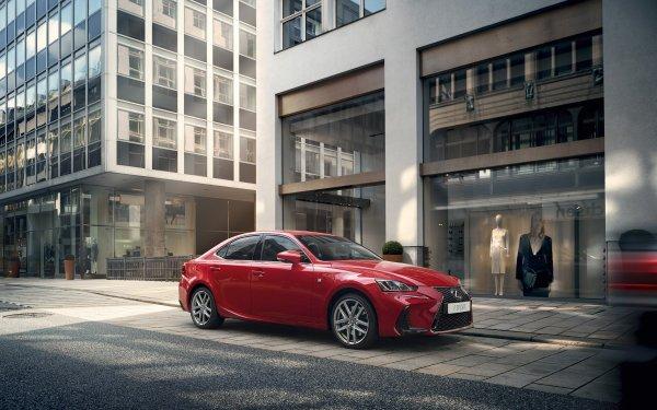 Véhicules Lexus RC  Lexus Red Car Voiture Luxury Car Fond d'écran HD | Image