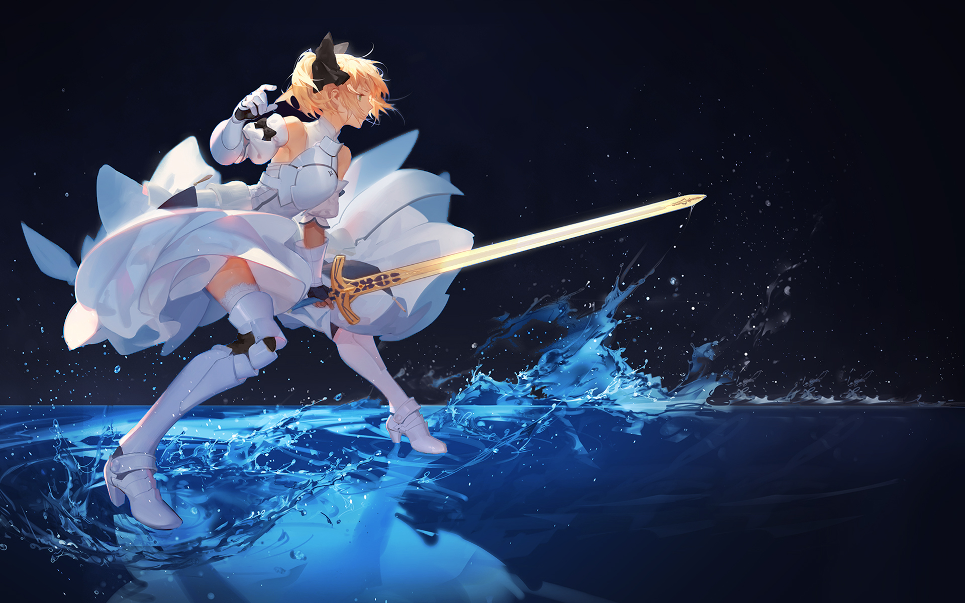 Fate/Stay Night HD Wallpaper   Background Image ...