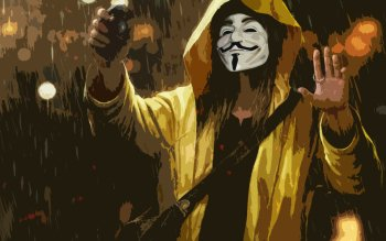 Movie - V For Vendetta Wallpapers and Backgrounds ID : 74686