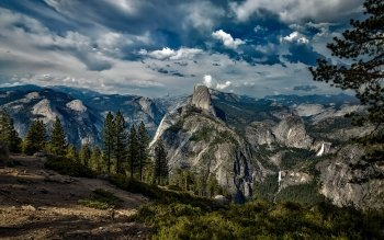 90 Yosemite National Park Hd Wallpapers Background Images Wallpaper Abyss